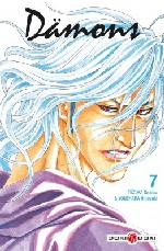 Dämons T7, manga chez Bamboo de Yonehara, Tezuka