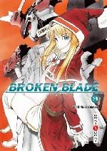 Broken Blade T3, manga chez Bamboo de Yoshinaga