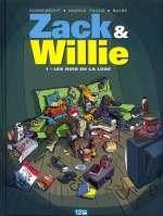 Zack & Willie T1 : Les rois de la lose (0), bd chez 12 bis de Robberecht, Paulo