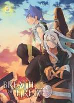 Breath of fire IV T2, manga chez Ki-oon de Ichimura