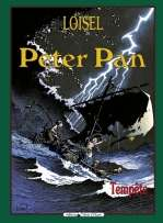 Peter Pan T3 : Tempête (0), bd chez Vents d'Ouest de Loisel