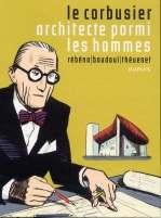 Le Corbusier, bd chez Dupuis de Thévenet, Baudouï, Rébéna