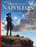 Napoléon Bonaparte T1, bd chez Casterman de Davoz, Martin, Torton