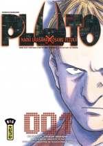 Pluto T1, manga chez Kana de Nagasaki, Tezuka, Urasawa