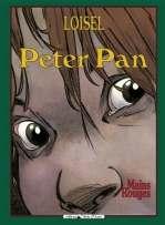 Peter Pan T4 : Mains rouges (0), bd chez Vents d'Ouest de Loisel
