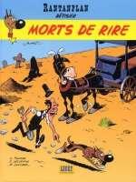 Rantanplan T19 : Morts de rire (0), bd chez Dargaud de Fauche, Léturgie, Janvier, Morris