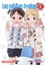 Les petites fraises T6, manga chez Kurokawa de Barasui