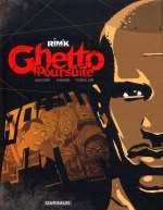 Ghetto Poursuite, bd chez Dargaud de Hautière, Rim'k, Taborda, Studio 2HB