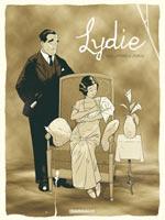 Lydie, bd chez Dargaud de Zidrou, Lafebre