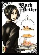 Black butler T2, manga chez Kana de Toboso