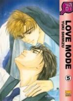 Love mode T5, manga chez Taïfu comics de Shimizu