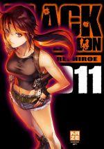 Black lagoon - Nouvelle édition T11, manga chez Kazé manga de Hiroe