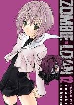 Zombie Loan T12, manga chez Kazé manga de Peach-Pit