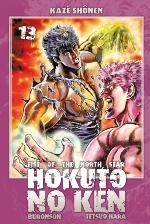 Hokuto no Ken – Edition Simple, T13, manga chez Kazé manga de Hara, Buronson, Fumimura