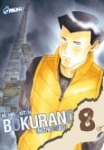 Bokurano T8, manga chez Asuka de Mohiro