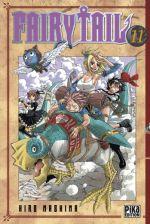 Fairy Tail T11 : , manga chez Pika de Mashima