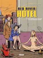 Red River hotel T3 : Tome 3 (0), bd chez Glénat de Cornette, Constant