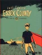 Essex County, comics chez Futuropolis de Lemire