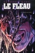Le fléau T2 : L'homme sans visage (0), comics chez Delcourt de King, Aguirre-Sacasa, Perkins, Martin, Bermejo