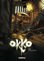 Okko – cycle 3 : Cycle de l'air, T6, bd chez Delcourt de Hub