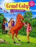 Grand galop T3 : Silence, on chuchote ! (0), bd chez Delcourt de Collectif