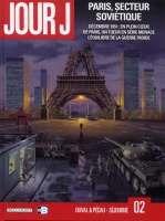Jour J T2 : Paris, secteur soviétique (0), bd chez Delcourt de Pécau, Duval, Sejourne, Verney