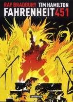 Fahrenheit 451, comics chez Casterman de Hamilton, Bradbury