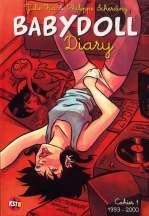 Babydoll diary T1, bd chez Casterman de Julie k., Sherding, Samkat