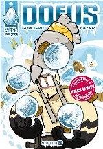 Dofus : Goultard Bazar (0), manga chez Ankama de Fullcanelli, Fako, Tot, Crounchann, Jonat, Ancestral z, Ottami, Aris