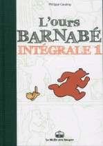 L'Ours Barnabé T1, bd chez La boîte à bulles de Coudray
