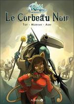 Wakfu Heroes T1 : Le corbeau noir (0), bd chez Ankama de Tot, Morvan, Adrian, Houssin