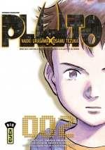 Pluto T2, manga chez Kana de Tezuka, Urasawa