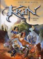 Krän le barbare T7 : La princesse Viagra (0), bd chez Vents d'Ouest de Richez, Hérenguel, Dameex