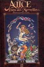 Alice au pays des merveilles T2, comics chez Soleil de Reppion, Moore, Awano
