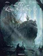 Long John Silver T3 : Le labyrinthe d'Emeraude (0), bd chez Dargaud de Lauffray, Dorison