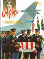 Alpha T6 : L'émissaire (0), bd chez Le Lombard de Mythic, Jigounov