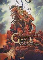 La geste des Chevaliers Dragons T1 : Jaina (0), bd chez Soleil de Ange, Varanda, Rieu