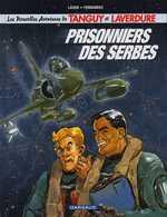 Tanguy et Laverdure T1 : Prisonniers des Serbes (0), bd chez Dargaud de Laidin, Fernandez, Charrance