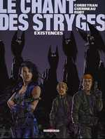 Le chant des stryges – cycle 1, T6 : Existences (0), bd chez Delcourt de Corbeyran, Guerineau, Ruby