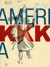 Amerikkka T1, bd chez Emmanuel Proust Editions de Martin, Otéro