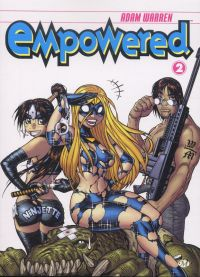 Empowered T2, comics chez Milady Graphics de Warren