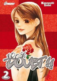 100 pourcent Doubt T2, manga chez Kazé manga de Kaneyoshi