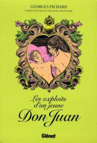 Les exploits d'un jeune Dom Juan, bd chez Glénat de Pichard