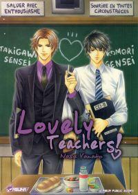 Lovely teachers ! T1, manga chez Asuka de Yamato