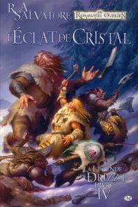 Dungeons & Dragons - La légende de Drizzt T4 : L'éclat de cristal (0), comics chez Milady Graphics de Dabb, Salvatore, Semeiks, Blond, Lockwood