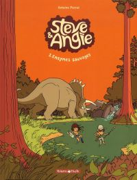Les aventures de Steve et Angie T1 : Enzymes sauvages (0), bd chez Dargaud de Perrot