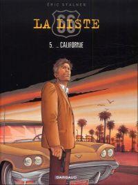 La liste 66 T5 : ...Californie (0), bd chez Dargaud de Stalner, Chagnaud