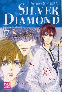 Silver diamond T7, manga chez Kazé manga de Sugiura