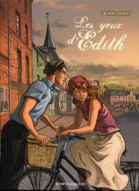Les yeux d'Edith T2 : Calvados (0), bd chez Vents d'Ouest de Djian, Ryser, Moreau
