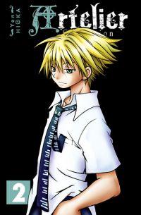 Artelier collection T2, manga chez Ki-oon de Hioka